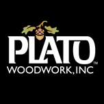 plato black square logo